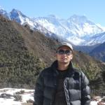Profile image of tour guide Rajendra Adhikari