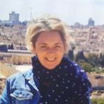 Profile image of tour guide Monica Salvatti Pinhas