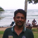 Profile image of tour guide Jagath Perera