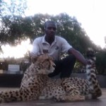 Profile image of tour guide Tshepo