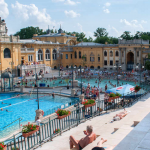 Széchenyi Spa Full-Day Entrance Pass $19