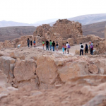 Masada & Dead Sea Full-Day Tour: Business Class $ 130 p.p.
