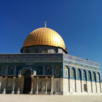 Temple Mount, Dome of the Rock and Al Aksa Mosque