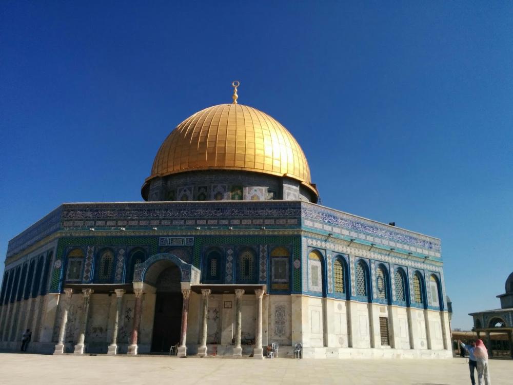 dome-of-the-rock-jerusalem-menno-de-vries