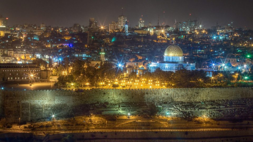 View of Jerusalem, Booqify.com