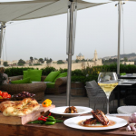 Mamilla Roof Top restaurant