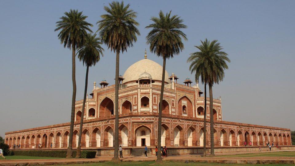 heritage monument in delhi india