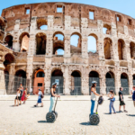 Segway Tour through Ancient Rome  $ 65