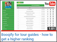 video about getting a higher ranking on booqify.com