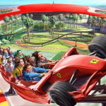 Ferrari World Bronze Tickets with Transfers from Dubai $123