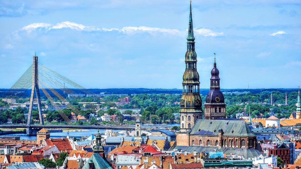The Dom in Riga, Latvia