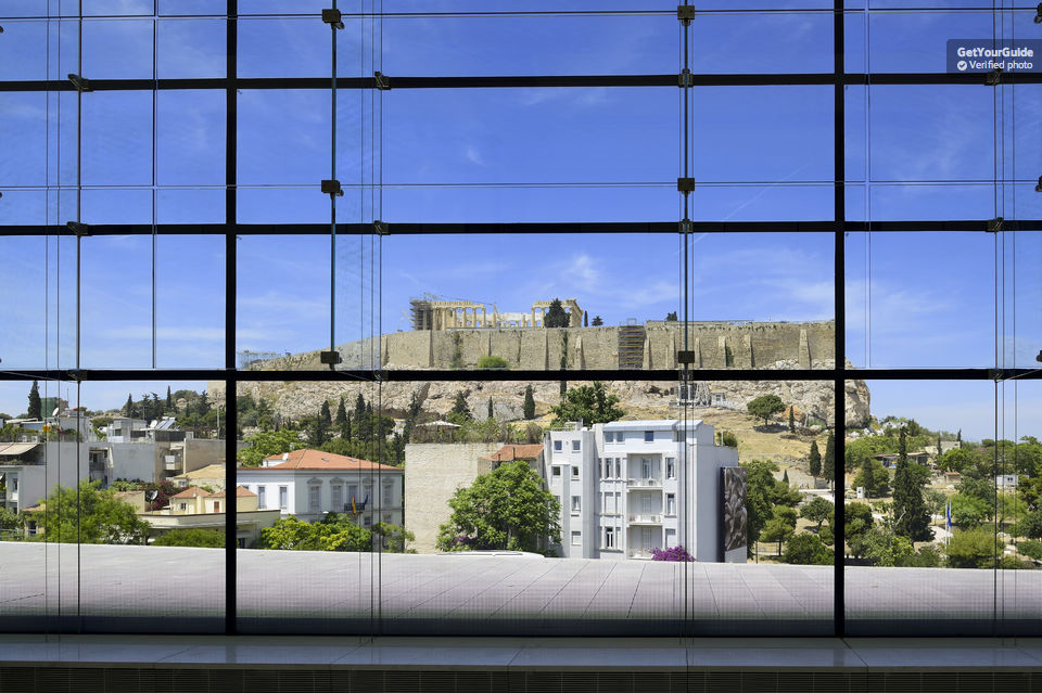 the acropolis museum athens, greece