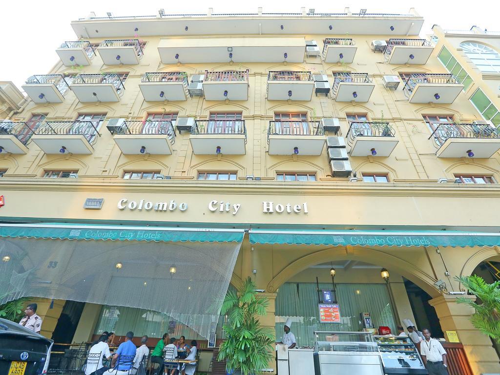 Colmbo City Hotel