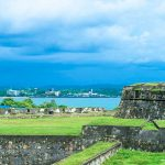 Galle fort.