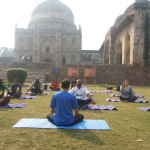 "Yoga, Heritage Walk & Dinner at Lodi Gardens $155<a href=""http://www.xe.com/currencyconverter/convert/?Amount=155&From=USD&To=EUR"" target=""_blank""><img src=""/wp-content/uploads/2017/07/currency_exchange_icon.png"" title=""other currency""></a>"