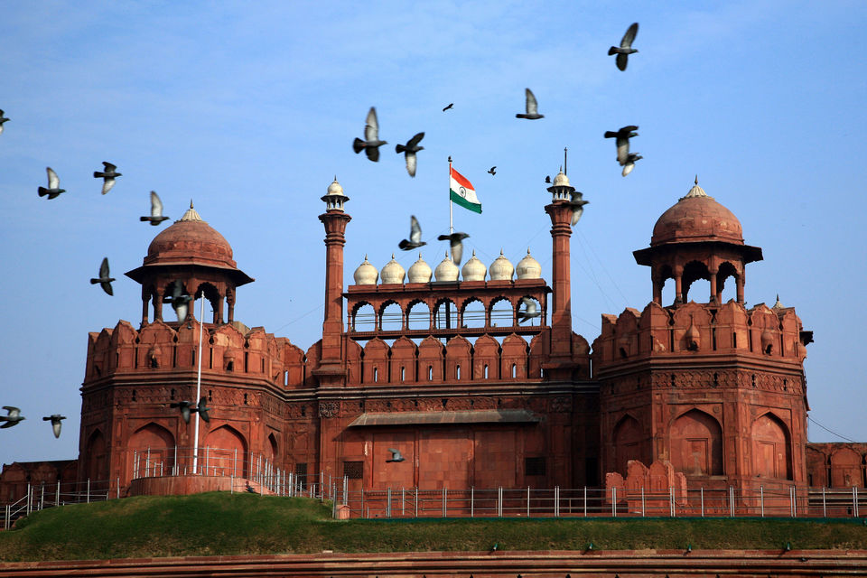 Red Fort Agra India