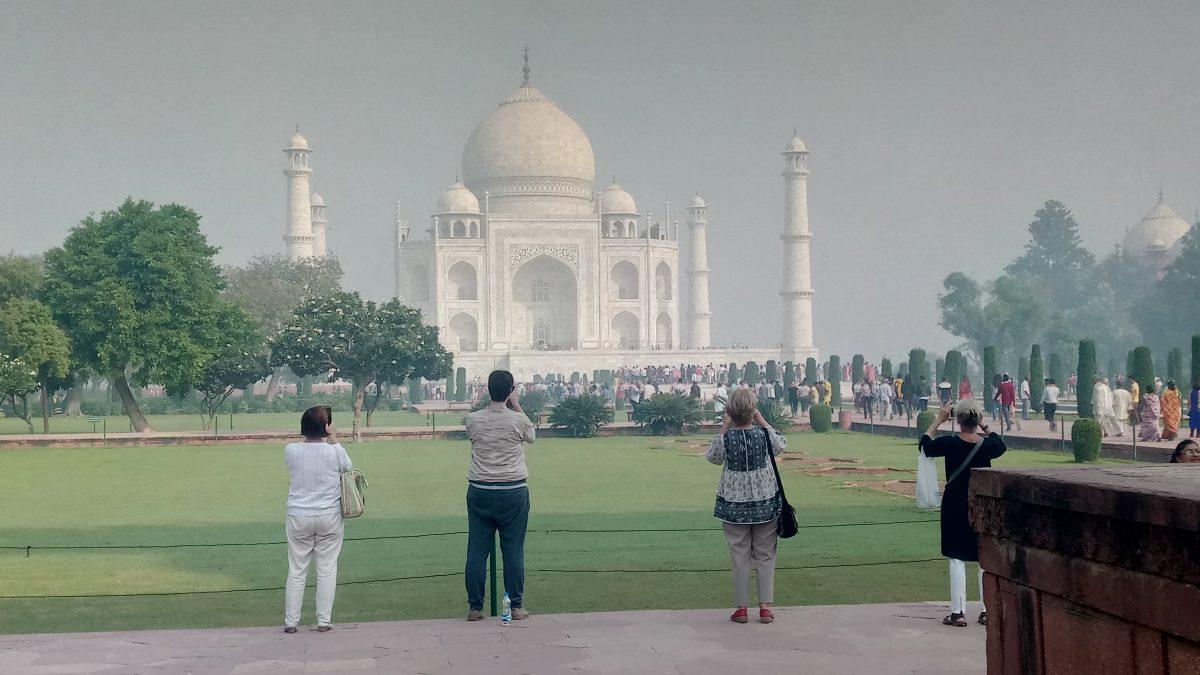 Taj Mahal Haider